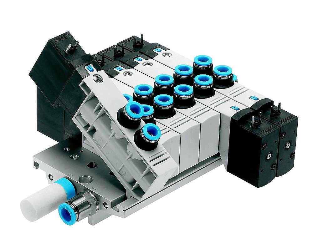 Festo solenoid valve catalogue